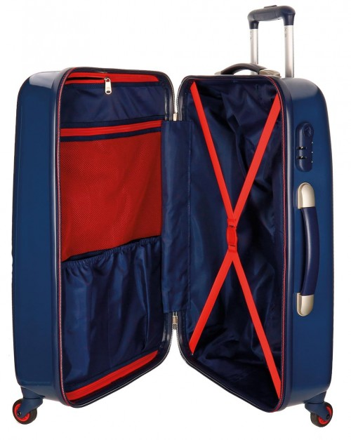 Trolley Grande ABS  Pepe Jeans 6557151  interior