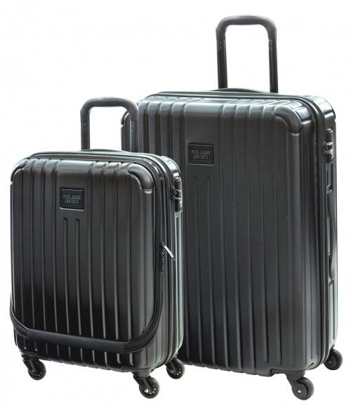7519851 Juego  de maletas ABS Pepe Jeans Black Label