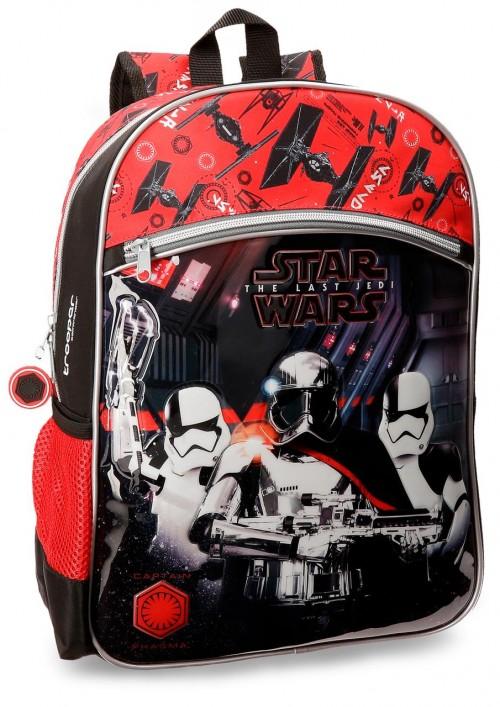 21722B1 Mochila Mediana Star Wars VIII