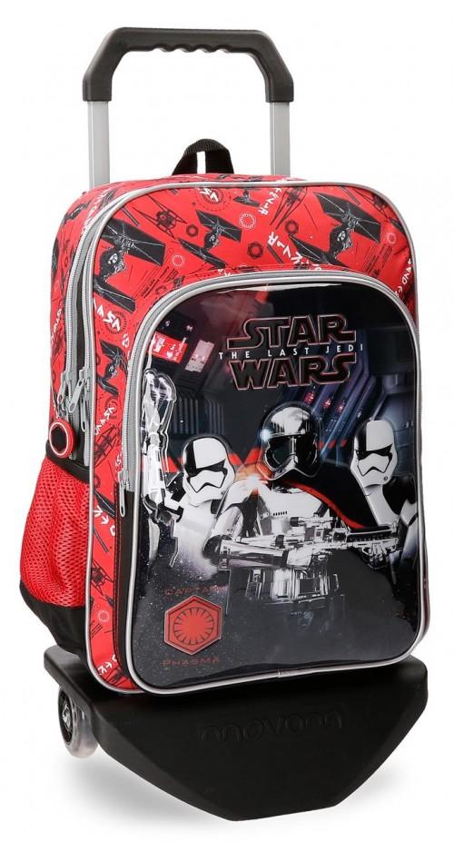 21723N1 Mochila con Carro Star Wars VIII