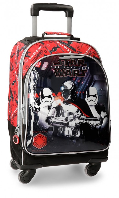 2172861 Mochila 4 ruedas Star Wars VIII