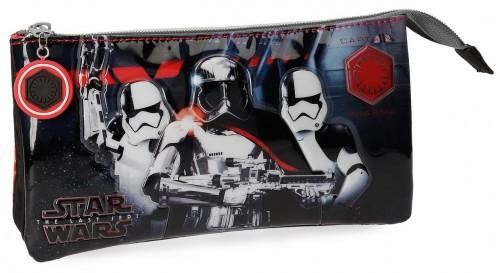 2174361 portatodo 3 compartimentos star wars VIII