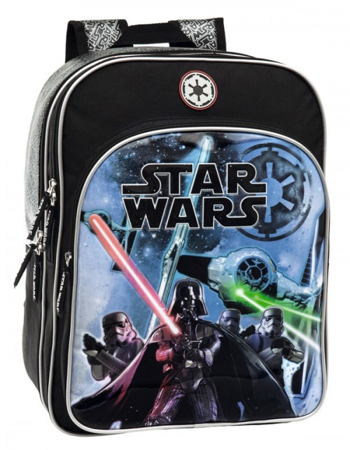 mochila doble compartimento star wars 2242451