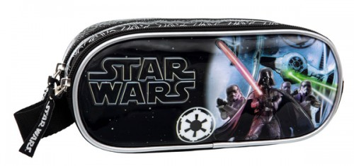 estuche doble star wars 2244251