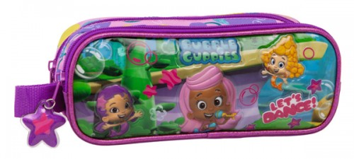 Estuche doble  Bubble Guppies 2284251