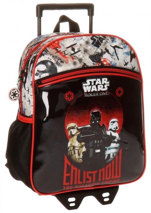 28322M1 mochila 33 cm carro star wars rogue one