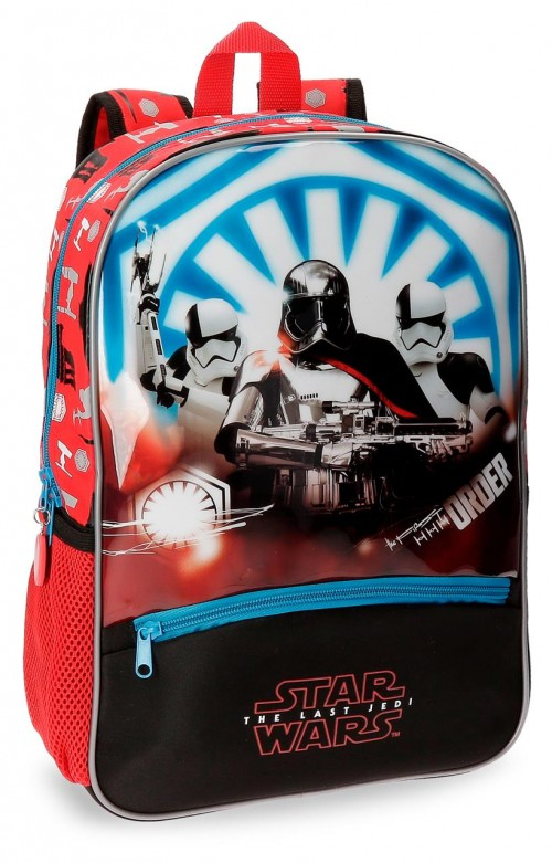 42222B1 mochila adaptable star wars the last jedi