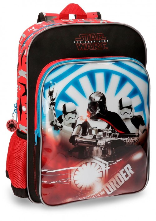 42224B1 mochila adaptable star wars the last jedi
