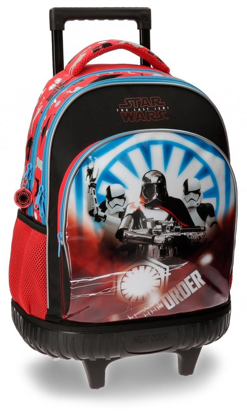 4222961 mochila compacta  star wars the last jedi