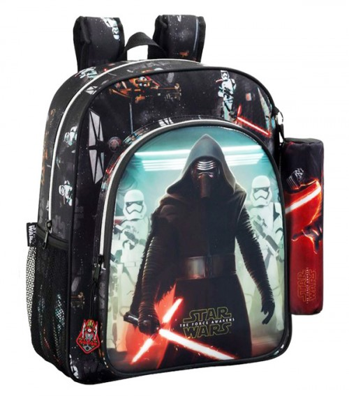 611545640 Mochila adaptable Star Wars Episode VII junior