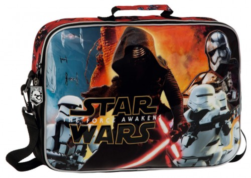 Cartera Extraescolares Star Wars Baattle  2595351
