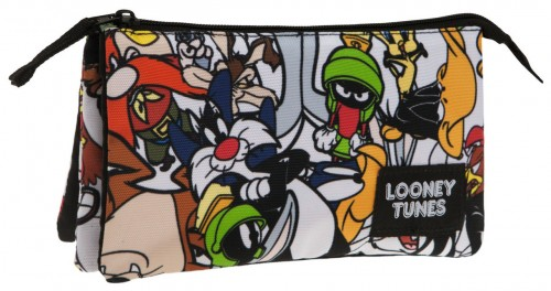 Portatodo triple Looney Tunes  3264351