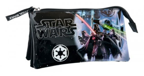 estuche triple star wars 2244351