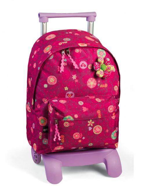 mochila con carro busquets 17035086400
