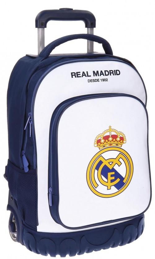 Mochila Trolley Reforzada del Real Madrid 4952951