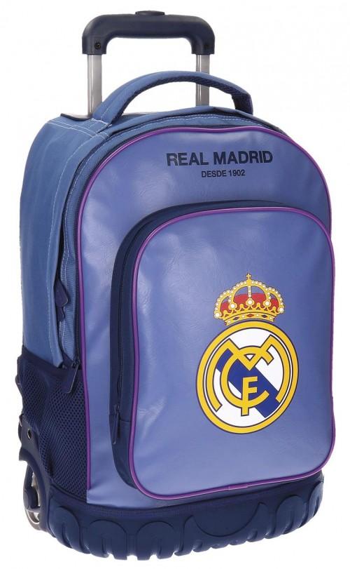 Mochila Trolley Reforzada del Real Madrid  4952952