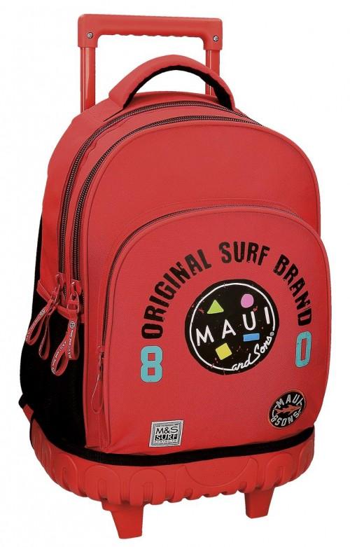 Mochila Maui Reforzada Roja 5092962
