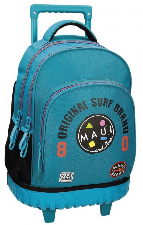 Mochila Maui Reforzada Azul 5092963
