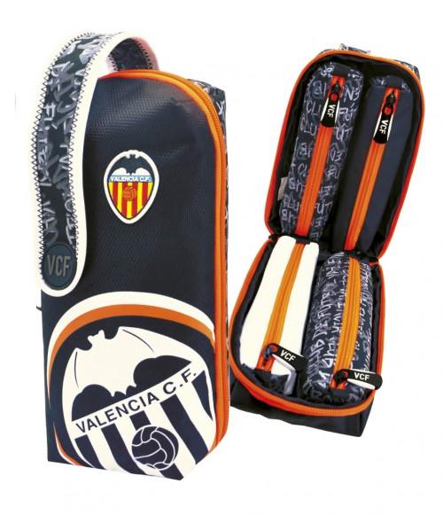 Estuche del Valencia Club de Futbol con 4 portatodos extraibles 134125