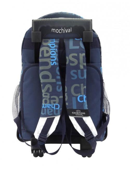 Mochila Reforzada Champions 401005  Dorsal