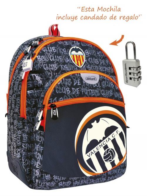 Mochila Reforzada Valencia Club de Futbol 134057