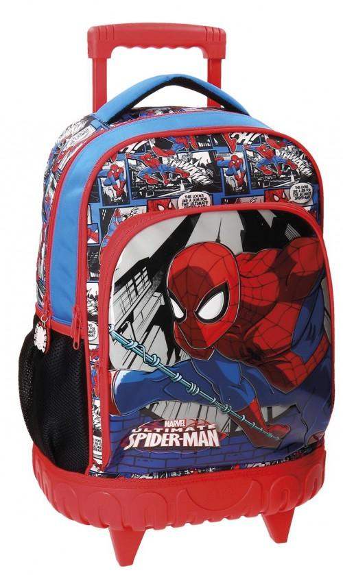 2162961 Mochila Reforzada Spiderman Comic