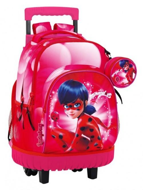 Mochila Reforzada Ladybug  611712818