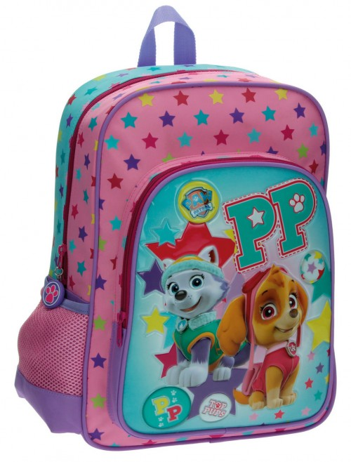 27123A1 Mochila adaptable a carro Paw Patrol Girl Pup