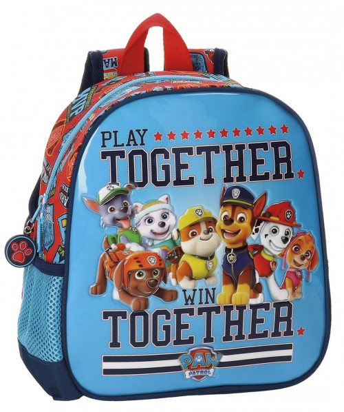 28120A1 mochila paw patrol play together