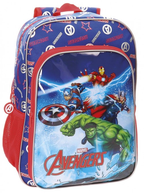 40423B1 mochila 38 cm adaptable avengers ice
