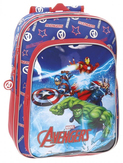 40424B1 mochila 40 cm adaptable avengers ice