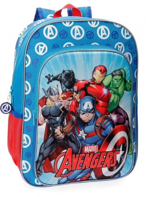 4392361 mochila 40 cm avengers team
