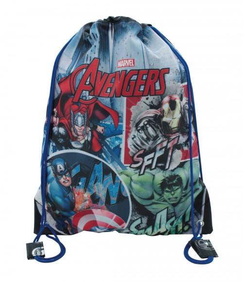 Gym Sac Avengers Streeet 2433851