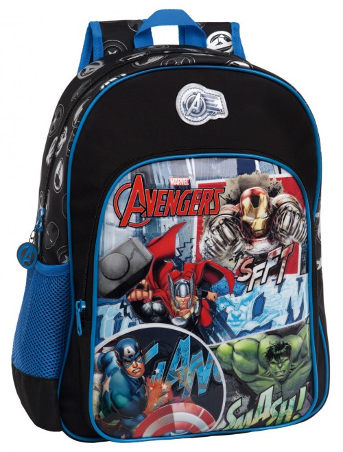 Mochila Avengers Streeet 24323A1 Adaptable