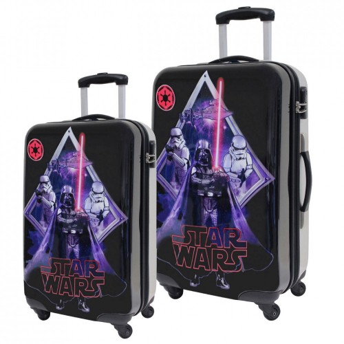 2191651 set 2 trolleys star wars