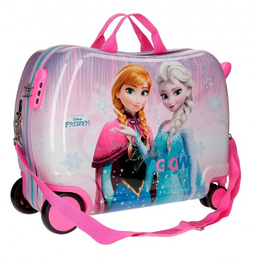22698C1 maleta infantil frozen fantasy con caja