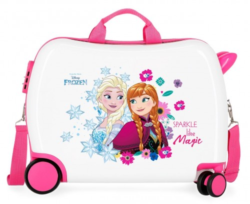 2429861 maleta infantil correpasillos sparkle like magic frozen