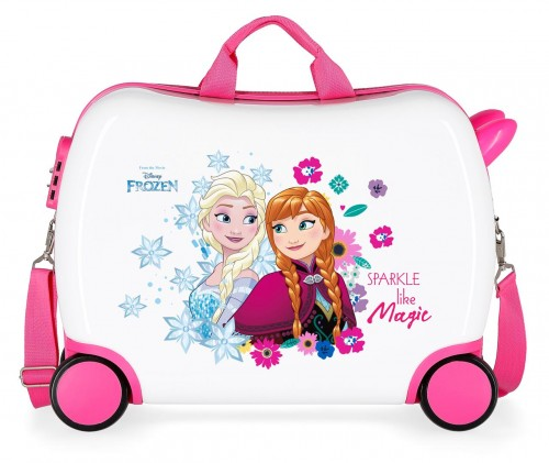 2429961 maleta infantil sparkle like magic frozen