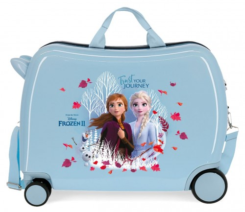 2549861 maleta infantil frozen II trust your journey
