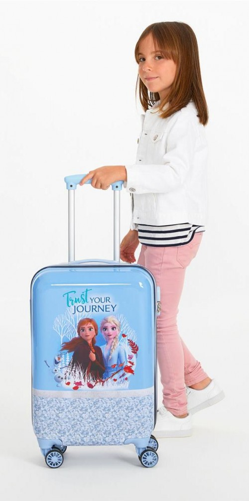 2581462 maleta cabina spirits of nature frozen 2 detalle