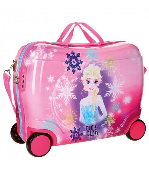 Maleta Infantil 4 Ruedas Frozen 2859951