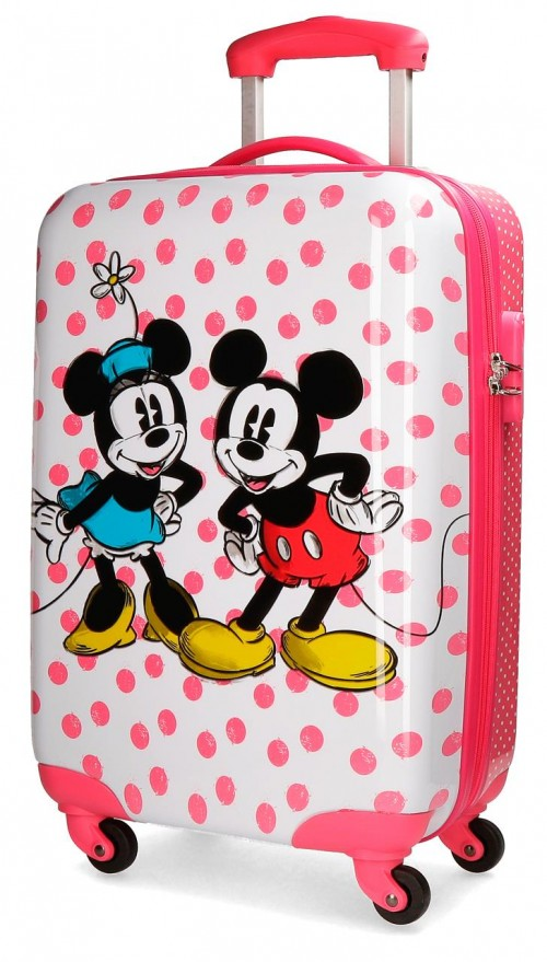 3091761 trolley cabina 4 ruedas mickey & Minnie