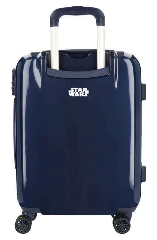 3718761 maleta de cabina star wars troopers marino trasera