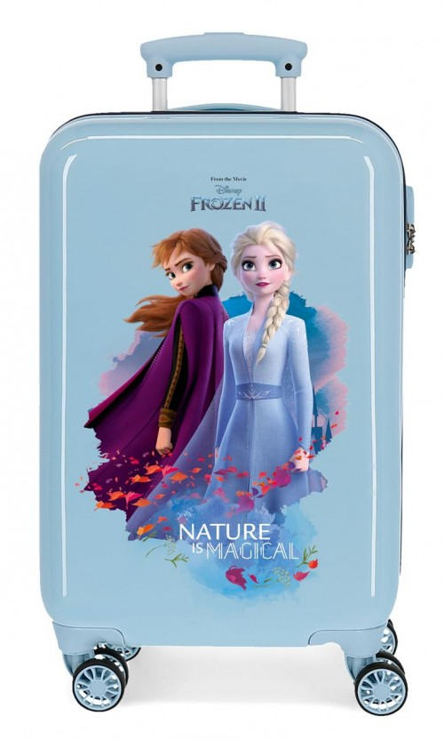 4011421 maleta cabina Frozen II nature is magical