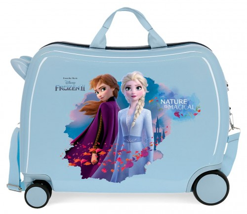 4019821 maleta infantil frozen II nature is magical