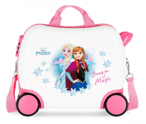 4721061 maleta infantil correpasillos 41 cm  Frozen Dream of Magic