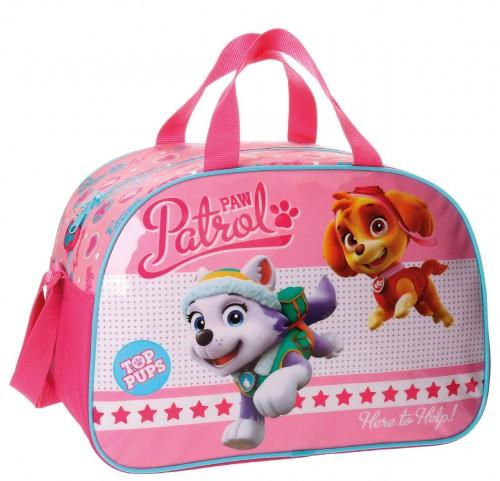 4873251 bolsa de viaje paw patrol top pups