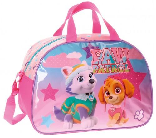 4893251 bolsa de viaje paw patrol stars