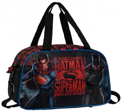Bolsa Superman y Batman City 2583351M