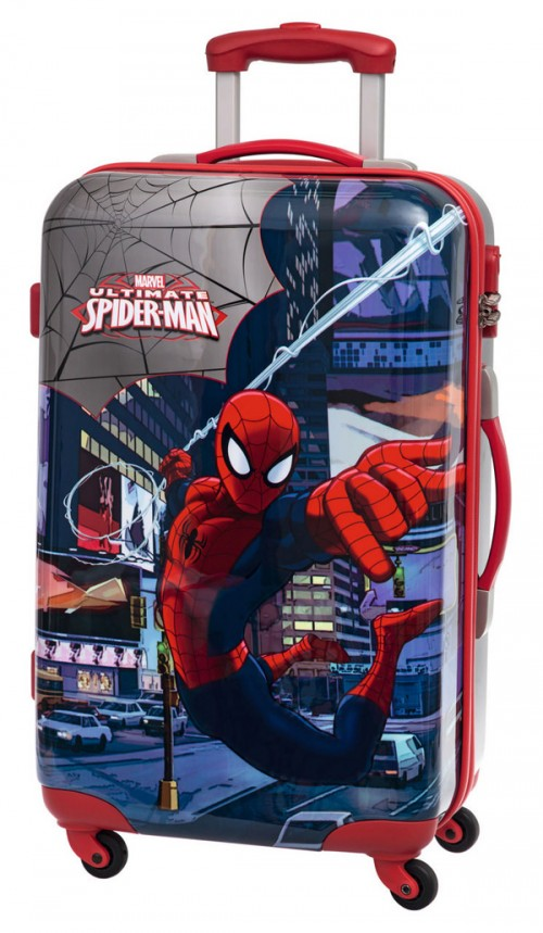 MALETA MEDIANA SPIDERMAN 2131551